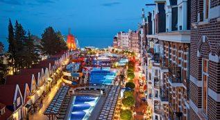 Orange County Resort Hotel